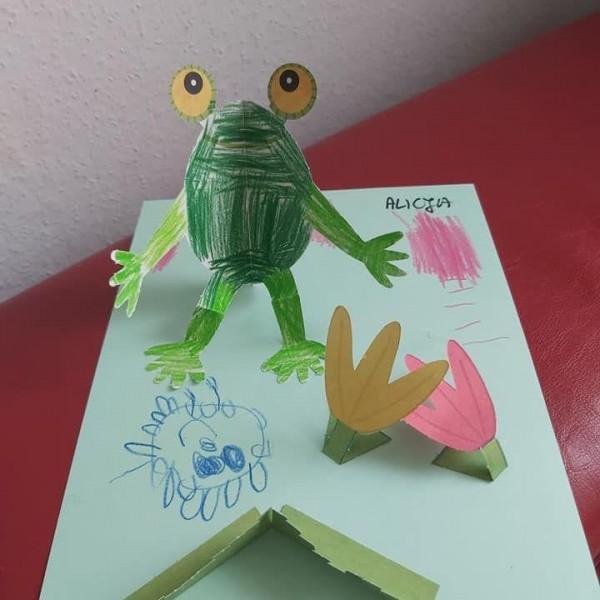 laurka zrobiona przez dziecko 9