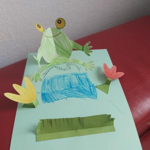 laurka zrobiona przez dziecko 4